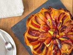 pâte à tarte ultra simple et rapide sans se salir les mains juste à l'aide d'une boîte Tupperware.