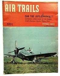 Air Trails March 1942