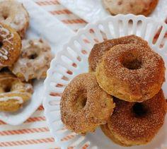 Cinnamon Pumpkin Baked Doughnuts | Tasty Kitchen: A Happy Recipe Community!