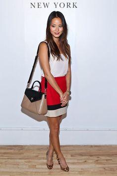 Conheça tudo sobre o estilo da atriz e fashionista Jamie Chung!