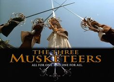 How the Three Musketeers Gave Justice to One for All, All for One