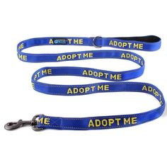 Max and Neo™ Adopt Me Reflective Nylon Dog Leash - We Donate a Leash to a Dog Rescue for Every Leash Sold * You can get more details by clicking on the image. (This is an Amazon affiliate link)