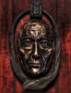(Have).  Jacob Marley Door Knocker