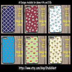 iphone 4/4s iphone 5/5s Protective Creative Plastics by StudioNext, $9.99