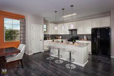 Fire Rock Model Kitchen Plan 1932  #KBhome  #Arizona  #interiordesign #currentdesignsituation #moderndesign ##kitchendesign #kitchen #azrealestate #dreamhome #home #realestate