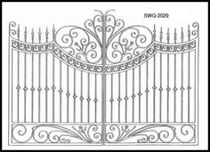 Iron Gate Design SWG2029