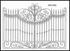 Iron Gate Design SWG2029