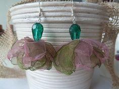 Martinuska / rúžovo zelené balerínky