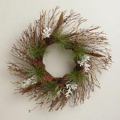 Winter Soiree Wreath
