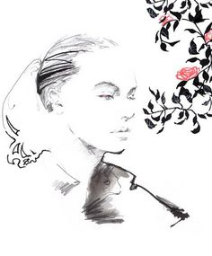 Awazu Yasunari Illustration 2014 Spring