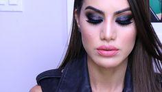"""Rocker"" Smokey Eye using DRUGSTORE Makeup | Makeup Tutorials and Beauty..."