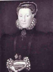 Elizabeth Leybourne 1536 - 1567