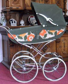 Gondelkinderwagen Retro/Nostalgie aus den 70igern in Baby, Kinderwagen & -tragen, Kinderwagen | eBay