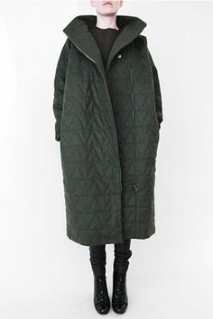 21 Cool Coats That Are Actually Warm #refinery29 http://www.refinery29.com/2014/01/60368/warm-coats-winter-2014#slide-6 ...