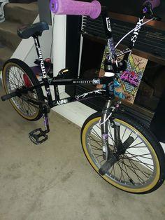 Fishbone BMX Company Straight Up BMX Stem NOS