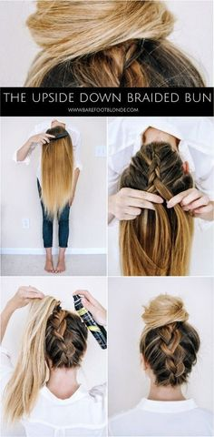 Simple But Perfect Hair | Street Fashion
