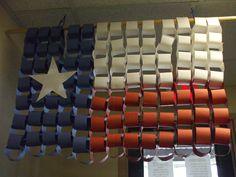 paper chain tx flag