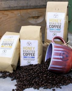 This organic, honey-roasted coffee is very popular & has a HUGE following! Look out for fresh coffee delivery updates @ Savannah Bee Company Facebook & Twitter! $12.90