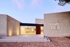 revestimento fachada + aberturas_Stone Clubhouse