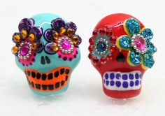 Day of the Dead <3  ...FYI my birthday is coming soon...  :)