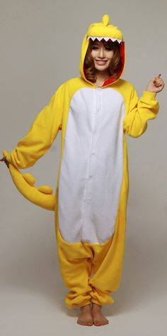 Animal Costume Dinosaur Adult Onesie Kigurumi Pajamas  DINO FAM NEED