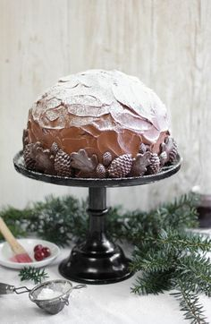 Sprinkle Bakes: Black Forest Dome Cake #recipe