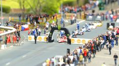 See the world-famous TT Races like never before.... shot at the 2013 festival of racing in the Isle Of Man.