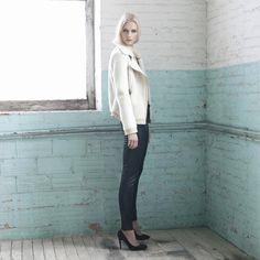 Zuzana Straska by Alejandro Pereira for Flair Oct '12 Lookbook #fashion