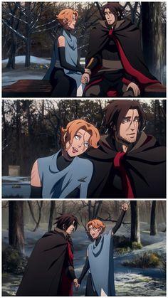 Alucard Castlevania, Castlevania Netflix, Castlevania Lord Of Shadow, Anime Manga, Anime Guys, Anime Art, Character Concept, Character Art, Belmont Castlevania