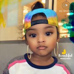 Laia Skye - 3 Years • African American, Dominican & Honduran