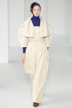 Delpozo Fall 2017 Ready-to-Wear collection.