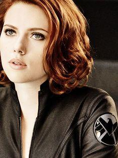 Black Widow/Natasha Romanoff.