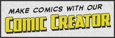 Chogger Comic Creator - Use comics in your class? Or just for fun!