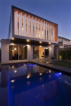 Modern renovation project by Chan Architecture: Brighton Residence