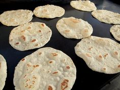 Chevy's Fresh Mex Copycat Recipes: Fresh Flour Tortillas