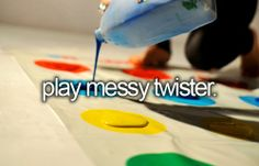 messy twister? why not!