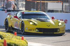 #3 Corvette Racing C7.R Z06 Wins Tequila Patron Sports Car Showcase at Long Beach - First win for the C7.