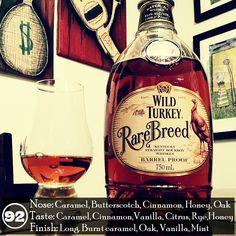 Twitter Facebook Google+ Pinterest StumbleUpon Buffer Email Tumblr Reddit Love This Pocket Flipboard Del Damn this is good. It's so far above the Wild Turkey 81 that it's on a totally different planet. Which, this being about 3x the price of Wild Turkey's entry level bourbon, you hope it would be. But what exactly does …