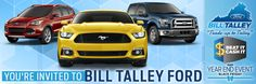 Bill Talley Youre Invited, Ford, Ford Trucks, Ford Expedition