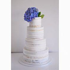 New Wedding Cakes Blue Hydrangea Ideas Wedding Plates, Wedding Cupcakes, Wedding Cake, Burlap Candles, Blue Hydrangea Wedding, Nautical Wedding Theme, Candle Wedding Centerpieces, Diy Wedding, Wedding Things
