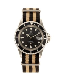 Can't wait to put a Maratac Nato strap to my Vintage Tudor Submariner
