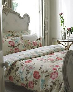 Shabby Chic Ireland: Romantic Shabby Chic - Bedrooms