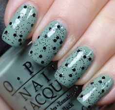 oh I want this nubar black polkadot sooo muuccchhh!!!
