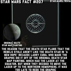 Ever notice this? Star Wars Film, Star Wars Rebels, Star Wars Facts, Star Wars Humor, Rebel Scum, Map Painting, Star Wars Episode Iv, The Phantom Menace, Star War 3