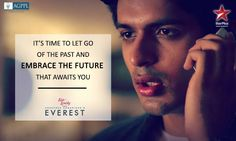 The present maybe challenging but we make it more difficult when our past interferes in it. Deciding to leave his past behind is Aakaash's EVEREST.