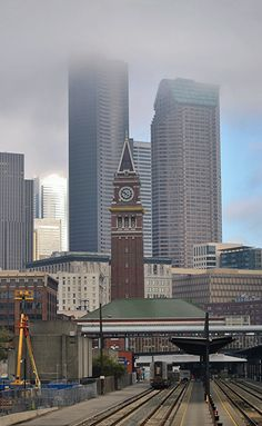 Image result for Municipal Tower Seattle