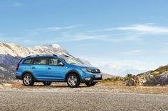 Vierde Stepway-model is een feit: zie hier de Dacia Logan MCV