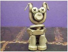 Image result for diy welded nuts