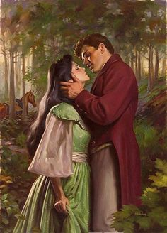 Book Cover Illustrations created for publishing by US illustrator and artist Max Ginsburg Romance Arte, Fantasy Romance, Romance Novel Covers, Romance Books, Art Et Illustration, Illustrations, Art Romantique, Painting Love Couple, Image Couple