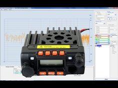 KT8900 RTX - VHF Harmonic Distortion review